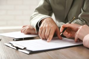 Conditii de incheiere a unei conventii civile