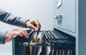 Pastrarea si arhivarea documentelor