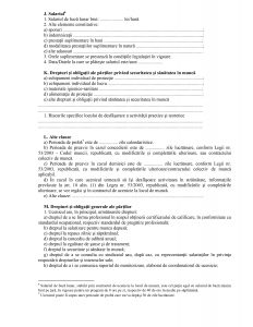 Contract ucenicie-model contract