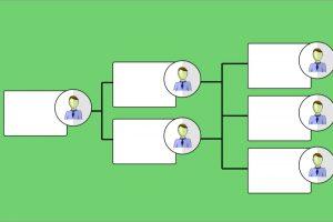 Tipuri de organigrame