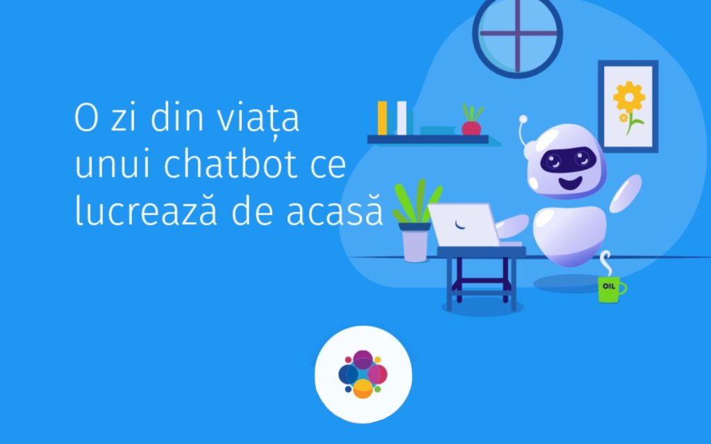 chatbot working from home